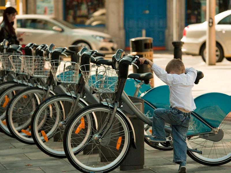 The launch of the Dublinbikes public hire scheme has been a roaring success