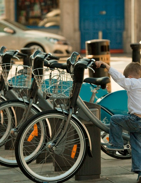 The launch of the Dublinbikes public hire scheme has been a roaring success
