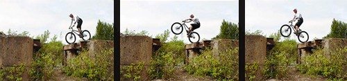 Pedal Hop Sequence -