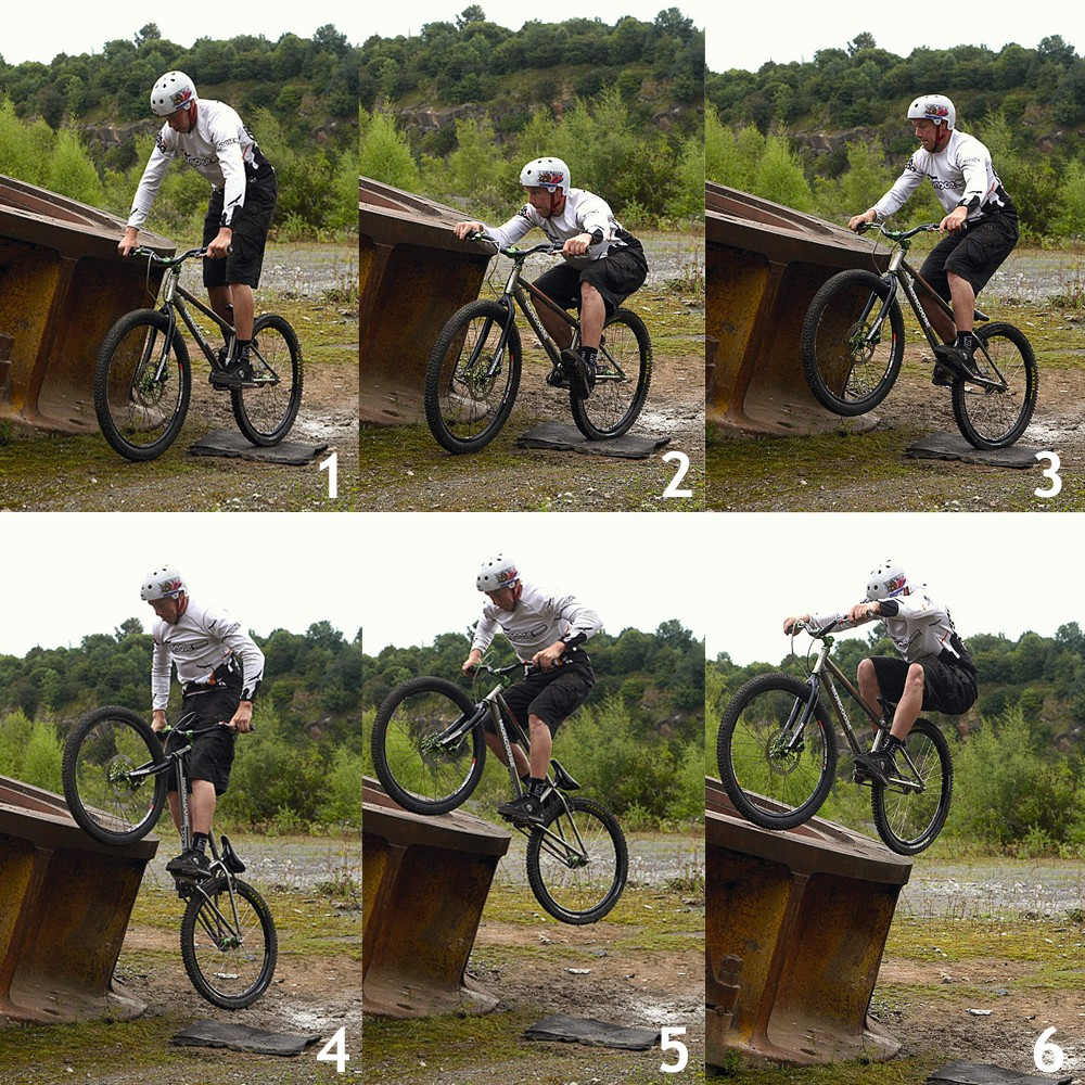 Sidehop Sequence