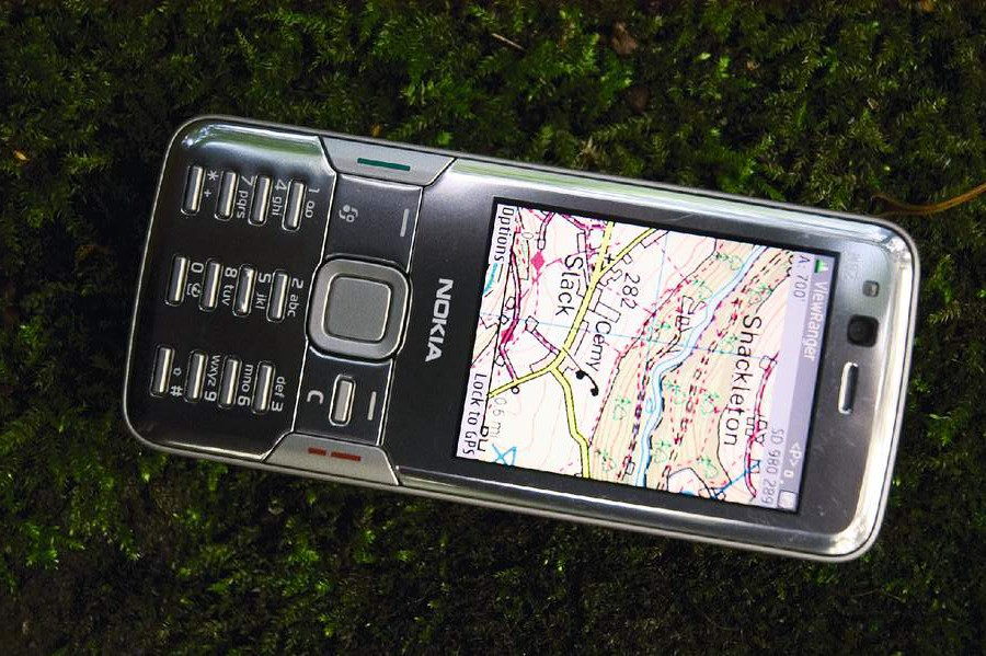 View Ranger Smartphone Mapping Software