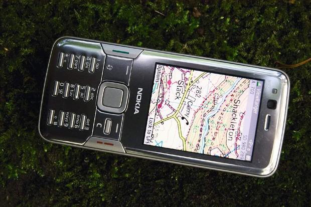 View Ranger Smartphone mapping software - BikeRadar