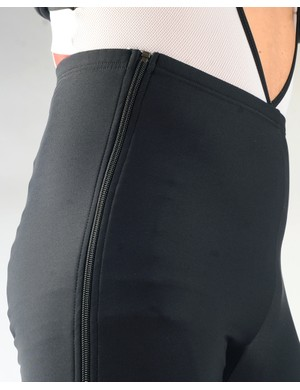 The simple high-cut waist isn't ideal for long rides but that's not what these are for, anyway
