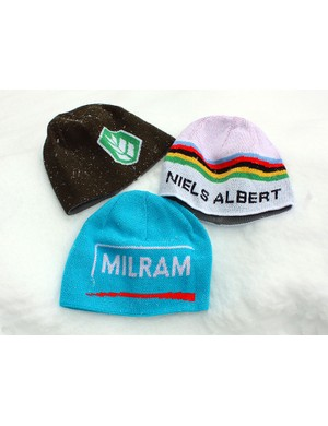 Vermarc offer their winter hats in a range of styles and colours