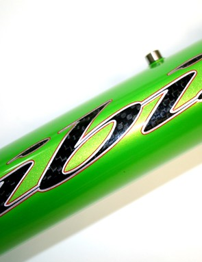 Ibis Cycles are renowned for their carbon fibre frames.