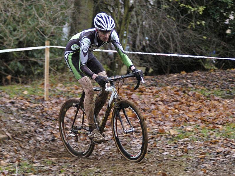 North West rider Paul Oldham