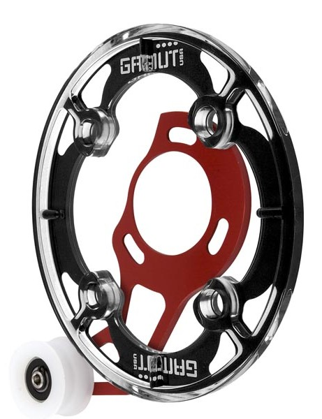 Gamut launch double-ring chainguide in the UK