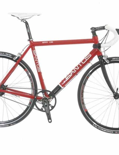 Santos' SRR05 concept bike