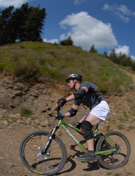 There's amazing riding to be had at Afan Forest - take advantage of it at the Kona Mash-Up