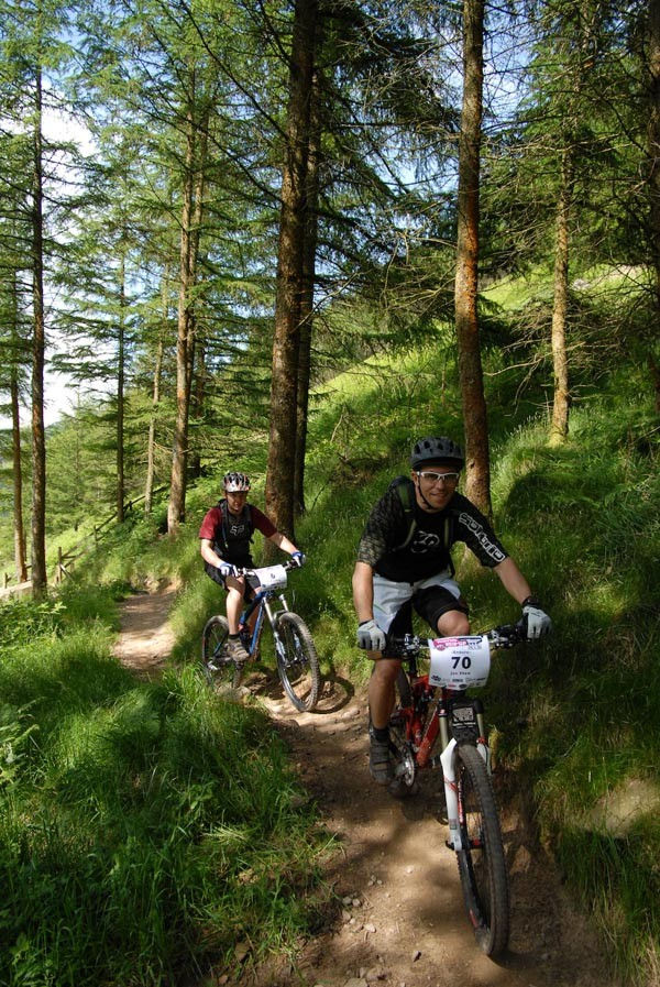 Awesome  trails on offer