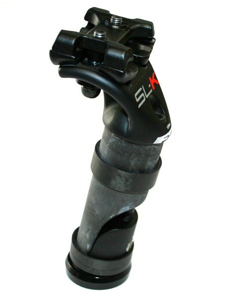 FSA SL-K carbon integrated seatpost