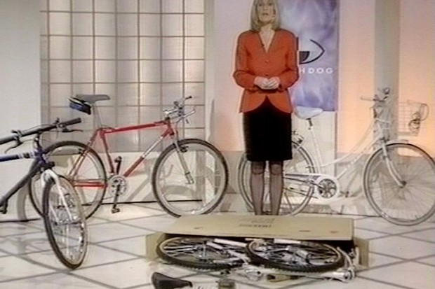 Watchdog looks at cheap bikes in the early 90s