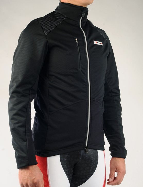 The Capo Limited Edition Jacket blends three different materials for what looks to be a capable and snug-fitting barrier against winter weather