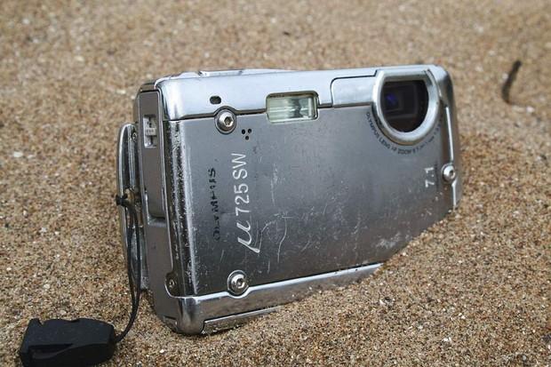 Olympus Miu770SW Camera