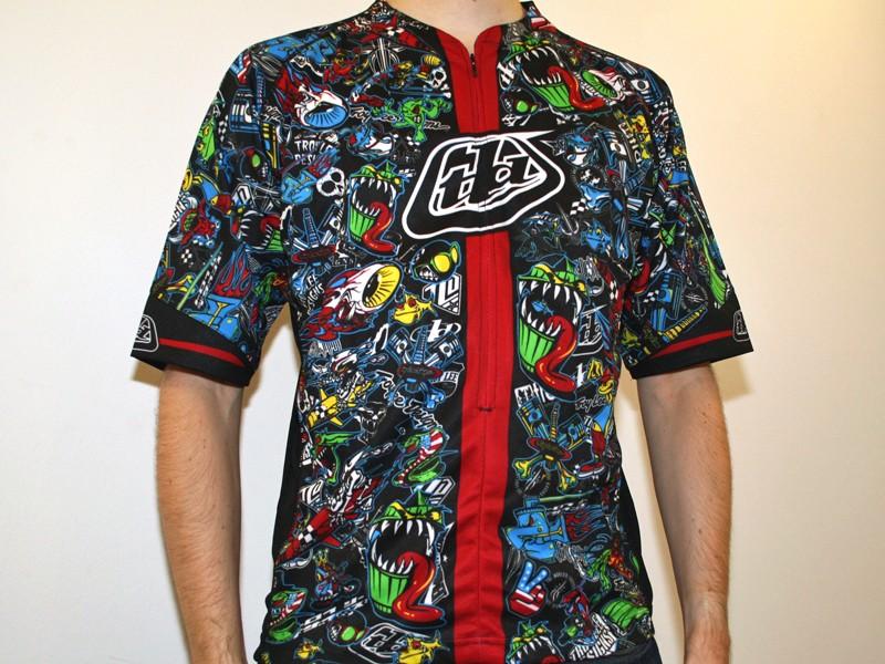 Troy Lee XC History Multi jersey