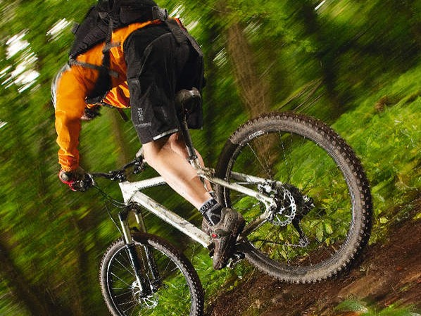 The Rocky Ridge is potentially a superb play bike or a super confident all-rounder