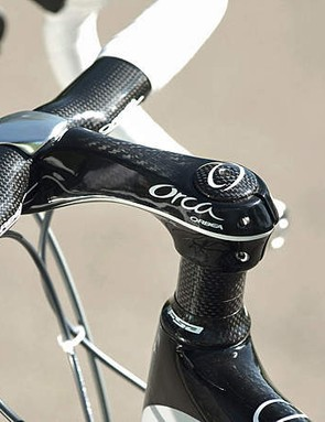 Extra stiffness in the 1½in lower headset race