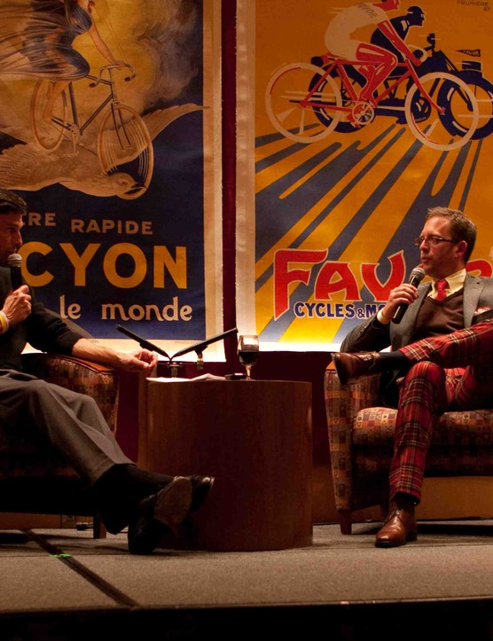 Bob Cullinan grills Vaughters about 2009 Slipstream scuttlebutt and race news.