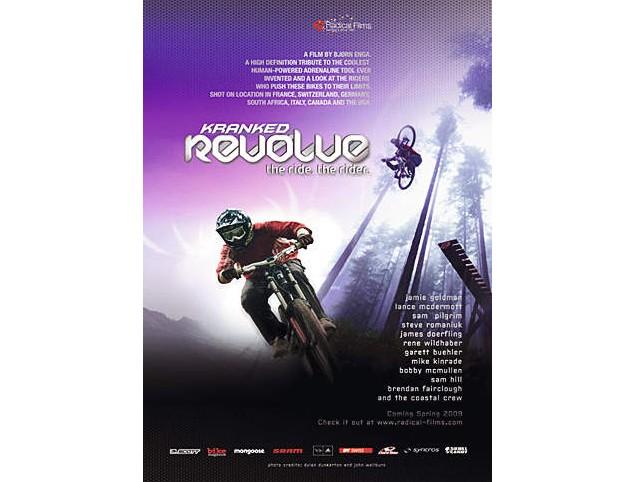 Kranked 8 Revolve DVD