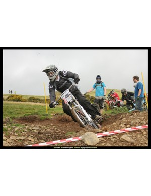 Descent Gear Clipped in at Moelfre 2010