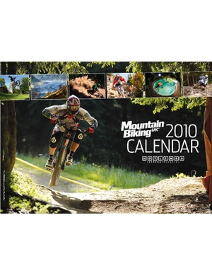 The MBUK calendar cover