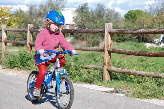 Growing children can swap their old bikes for bigger ones at an event in Ashington
