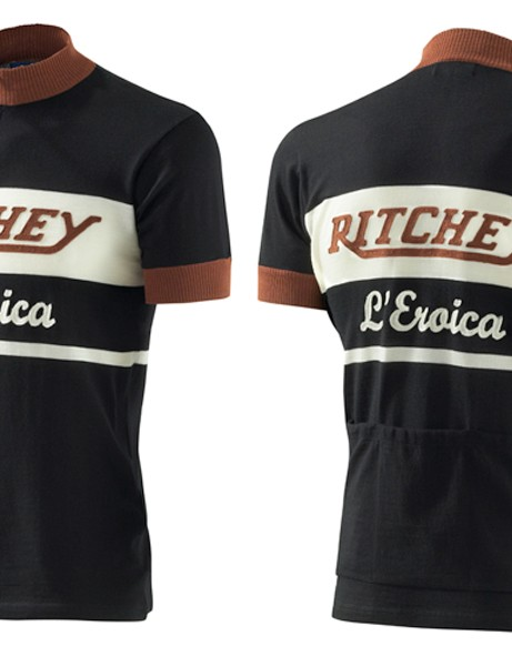 Ritchey Merino wool jersey