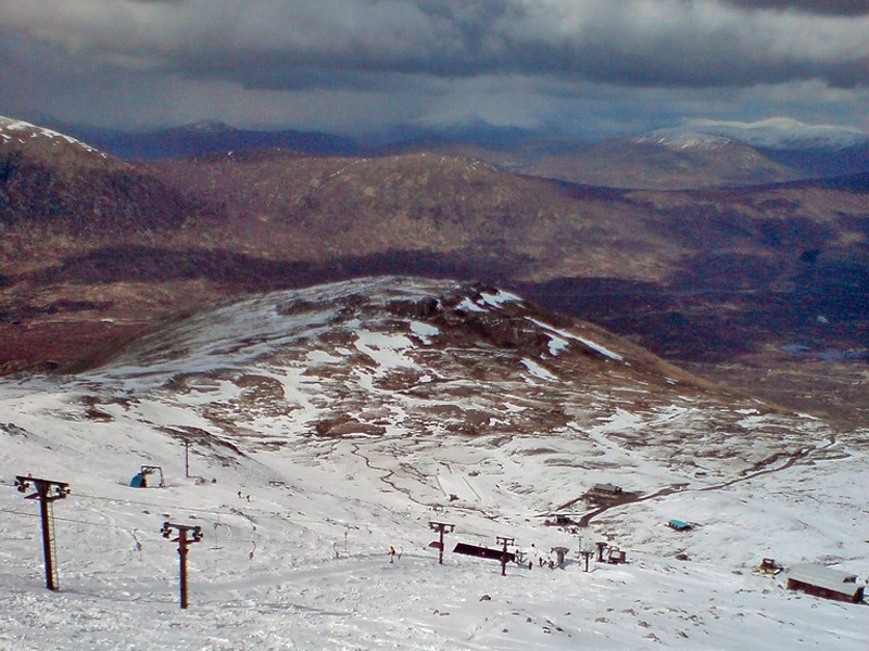 New downhill tracks could be built at Glencoe
