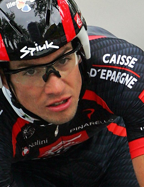 Nicolas Portal is one of the French riders on the team