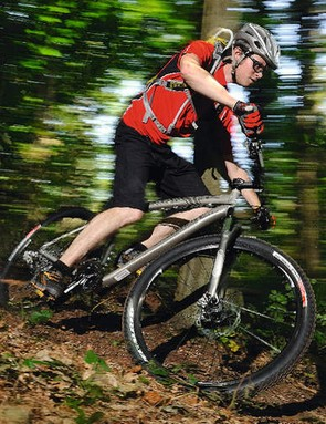 The Hardrock Pro is a fast, balanced feeling bike that'll bring out the best of your fitness