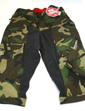 Gore Bike Wear Fusion SO 3/4 shorts