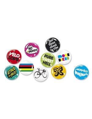 Morvelo badges