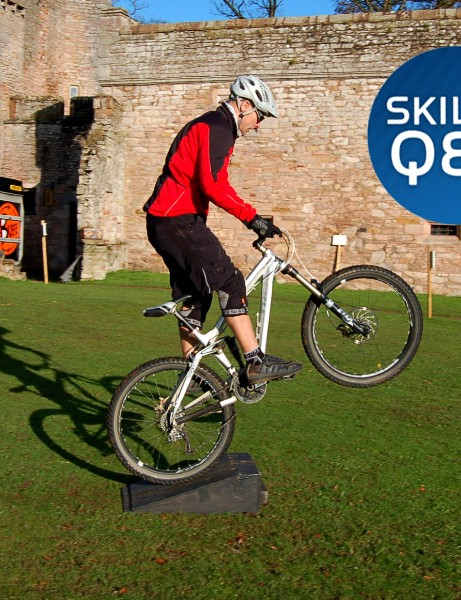 Skills Q&A: How to stay straight off jumps