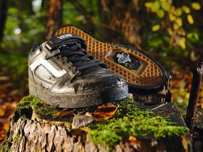 9889483857 Vans Warner SPD shoes - BikeRadar