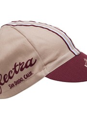 The cotton Electra cap.