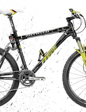 Dave Wiens' Rotwild bike #2, the R.R2 FS