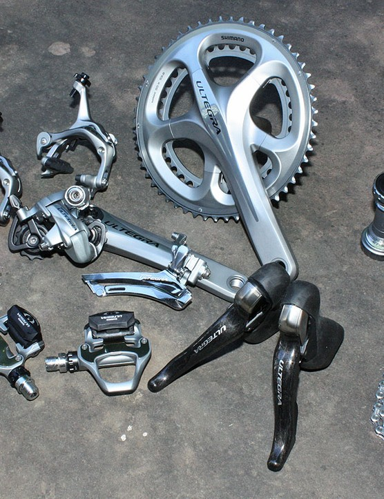 Shimano have infused the latest Ultegra 6700 group with many of the features introduced on Dura-Ace 7900