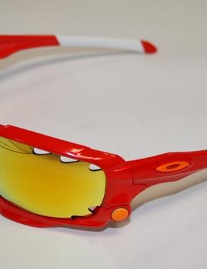 Custom Oakley Jawbone glasses
