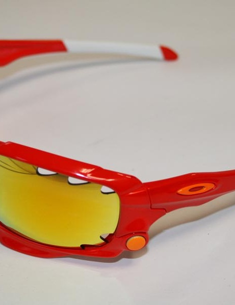 Custom Oakley Jawbone glasses