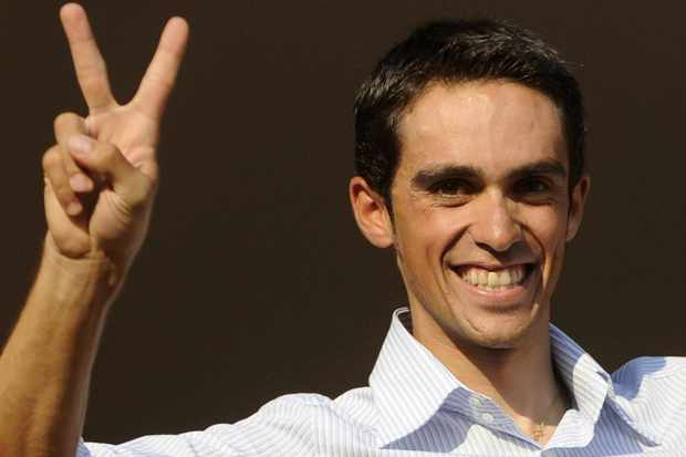 Spain's Alberto Contador has won two Tours de France.