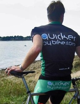 Quickerbybike.com shorts are designed to make drivers consider switching to two wheels