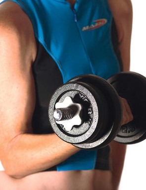 Improve your riding this winter by hitting the gym