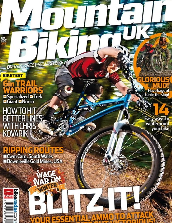 The latest MBUK is out now