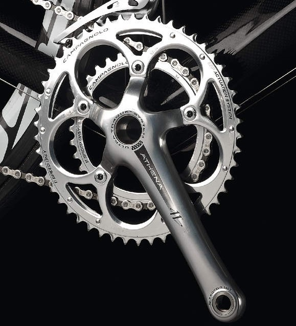 Campagnolo Athena Chainset