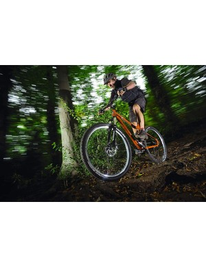 The Big Mama is a superb all-day trail bike