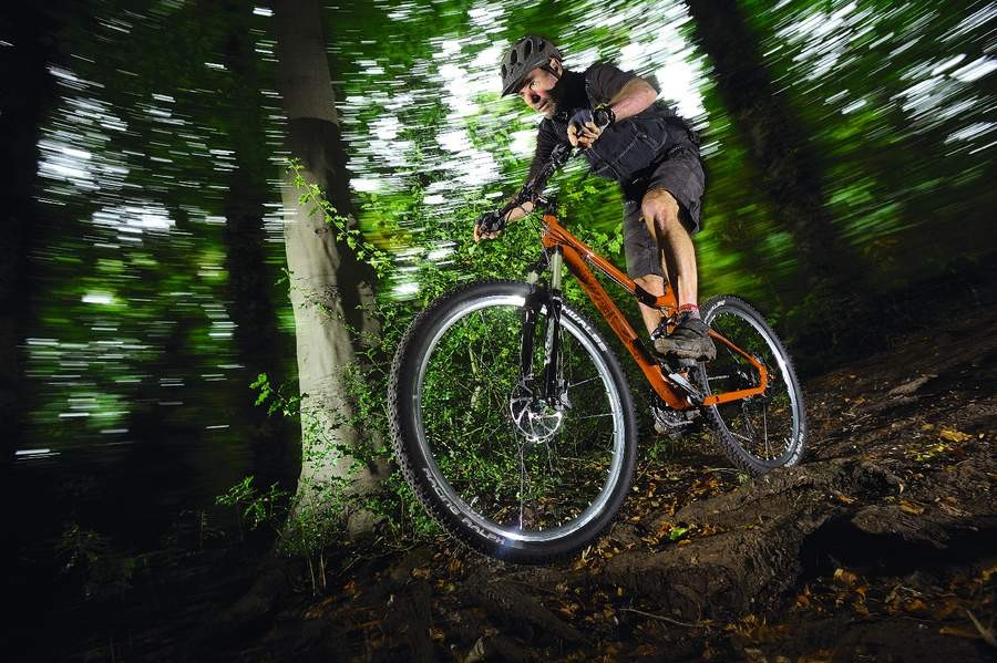 The Big Mama is a superb all-day trail bike