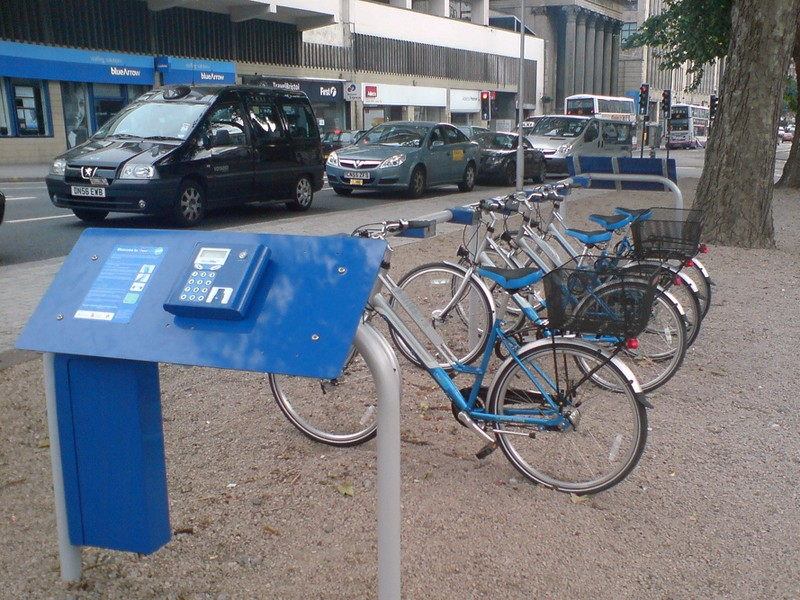 Critics have claimed Bristol's public bike hire scheme is underused