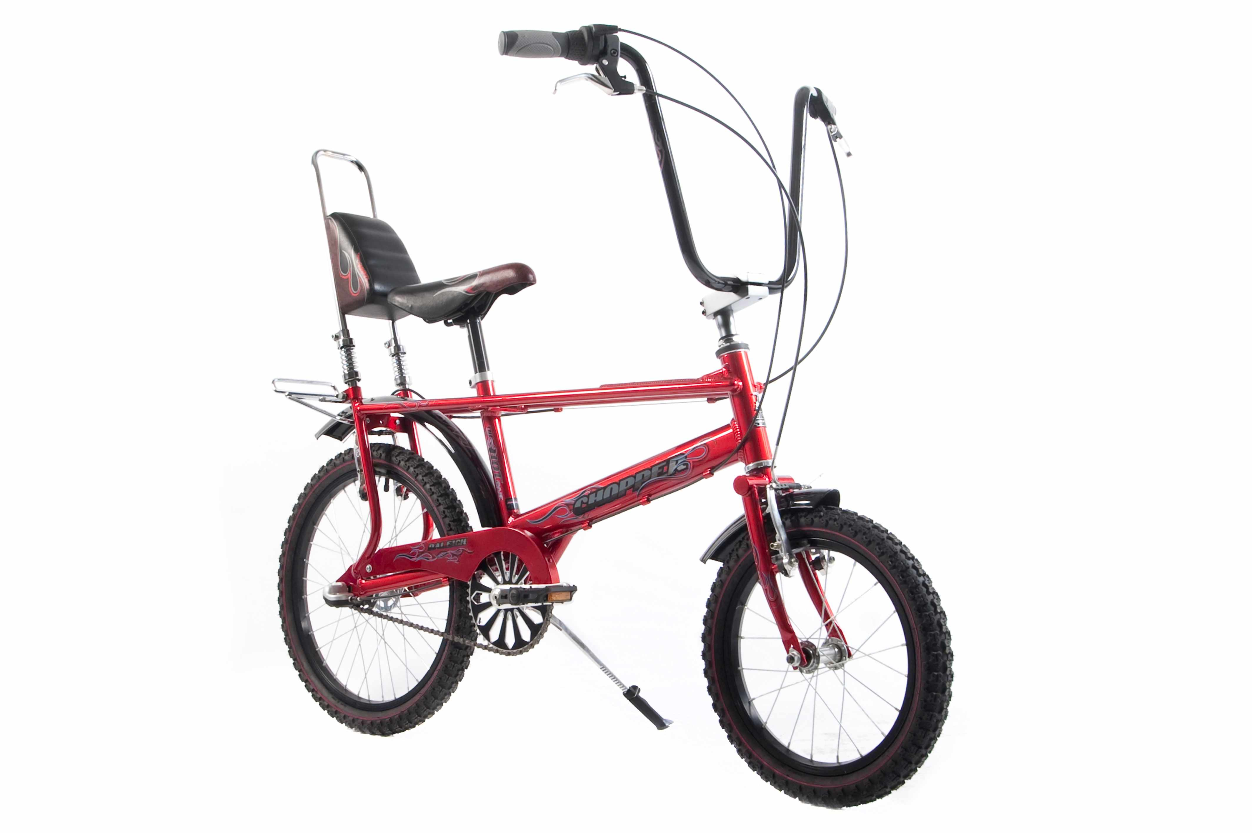 Win this limited edition Chopper bike!