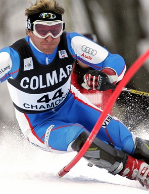 Baxter  stripped of his shock bronze medal at the 2002 Winter Olympics for taking a banned substance