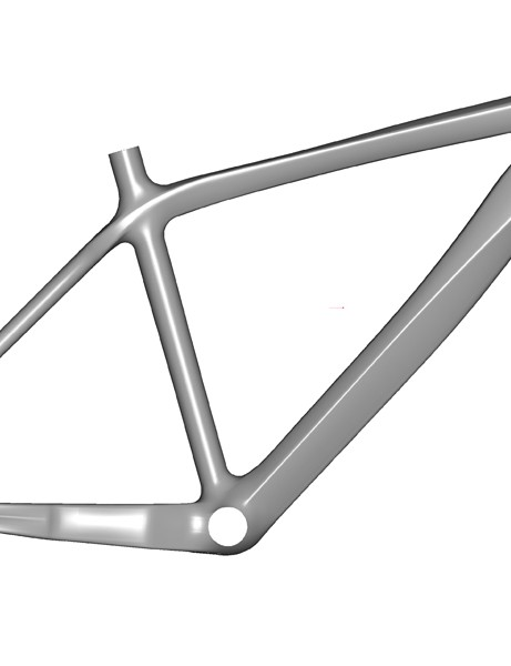 On-One are developing a Carbon 456 hardtail